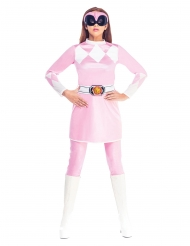 Costume Power Rangers™ Rosa per donna