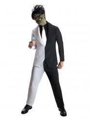 Costume Due Facce Arkham Knight™ per adulto