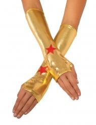 Mezzi guanti Wonder Woman™ per donna