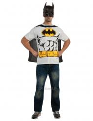 Maglia e maschera Batman™ per adulto