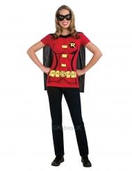 Maglietta e maschera di Robin™ donna