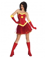 Costume con tutu Iron Girl™ per donna