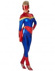 Costume da Captain Marvel™ per donna