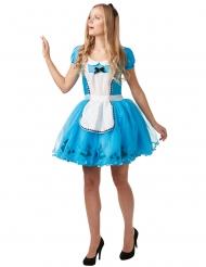 Costume da Alice nel paese delle meraviglie™ per donna