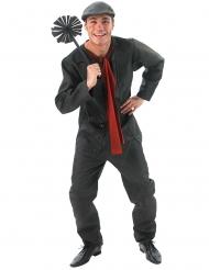 Costume Spazzacamino Bert™ Mary Poppins™ per adulto