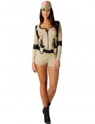 Costume a tuta da Ghostbuster™ per donna
