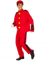 Costume Spirou™ per adulto