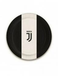 8 Piattini di carta Juventus™