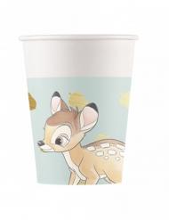 8 Bicchieri premium in cartone Bambi™