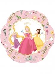 4 Piatti premium a fiore Principesse Disney™