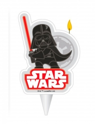 Candelina di compleanno Star Wars™ Dart Fener