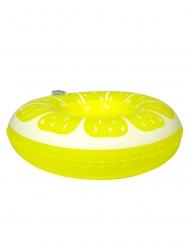 Salvagente per bevande limone giallo