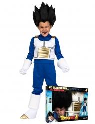Cofanetto costume con parrucca Vegeta Dragon Ball™ bambino