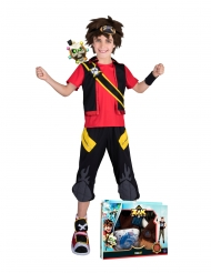 Cofanetto costume Zak Storm™ bambino