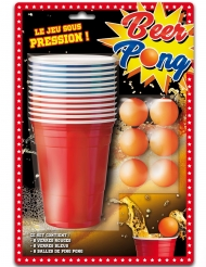 Kit da Beer Pong