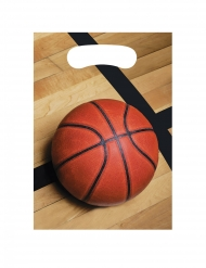 8 Buste regalo pallone da basket