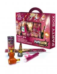 Kit da festa Partybox 36 accessori