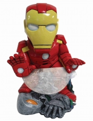 Mini porta caramelle Iron Man™ 38 cm