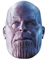 Maschera in cartone Thanos Avengers Infinity War™ adulto