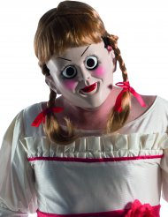 Maschera e parrucca di Annabelle™ per adulto