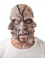 Maschera in lattice multifaccia adulto