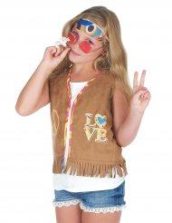 Costume Gilet hippie per bambino
