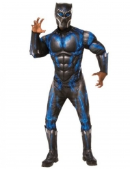Costume deluxe Black Panther Endgame™ adulto
