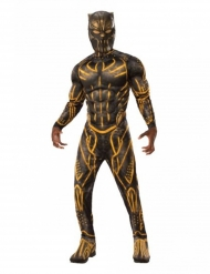 Costume Deluxe Erik Killmonger™ Black Panther™ Adulto