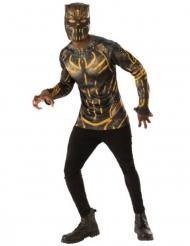 Maglia e Maschera Erik Killmonger™ Black Panther™ adulto