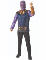 Maglia e maschera da Thanos™ Infinity War™ per adulto