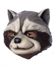 Maschera a 3/4 Rocket Raccoon Infinity War™ adulto