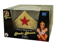 Tiara deluxe con strass Wonder Woman™ donna