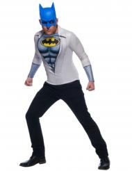 Tshirt con maschera Batman™ per adulto