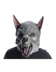 Maschera in latex deluxe Ralph Rampage™ adulto