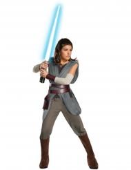 Costume super deluxe Rey Star Wars™ adulto