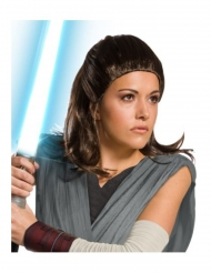 Parrucca da Rey™ The Last Jedi™ per donna