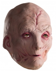 Maschera 3/4 in latex da Leader supremo Snoke™ di Star Wars™