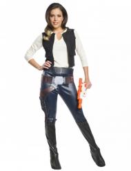 Costume classico da Han Solo di Star Wars™ per donna