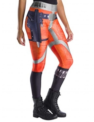 Leggings da pilote X-Wing Fighter Star Wars™ adulto
