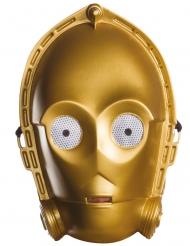 Maschera C-3PO Star Wars™ adulto