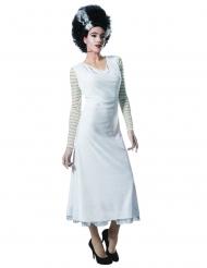 Costume la moglie di Frankenstein™ per adulto