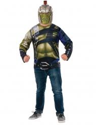 T-shirt e maschera Hulk Thor Ragnarok™ adulto