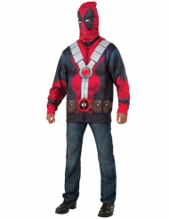 Felpa con cappuccio Deadpool™ per adulto