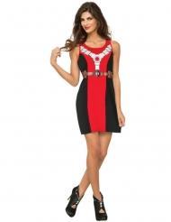 Costume vestito Deadpool™ per donna