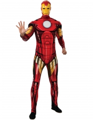 Costume deluxe muscoloso Iron Man™ adulto