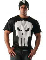 Tshirt con cappello Punisher™ adulto