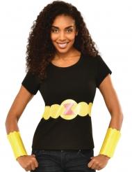 Tshirt e polsini Vedova Nera™ per donna