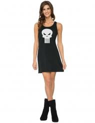 Vestito nero The Punisher™ per donna