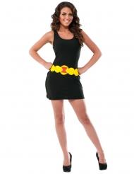 Costume vestito nero Vedova Nera™ per donna