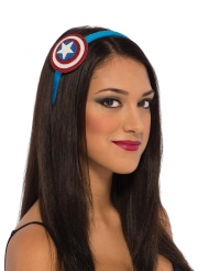 Cerchietto Captain America™ per donna